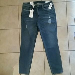 Two by Vince Camuto Jeans - New Two by Vince Camuto skinny distress jeans